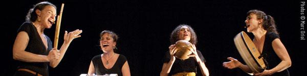 LA MAL COIFFÉ - E los leons - Concert-Etape musicale vendredi 22 septembre à Correns
