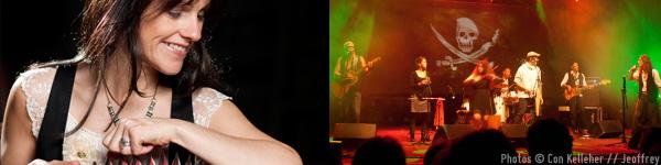 SOIRÉE IRLANDAISE : Sharon Shannon + Celtic Kanan, 5 Novembre, Brignoles - www.le-chantier.com