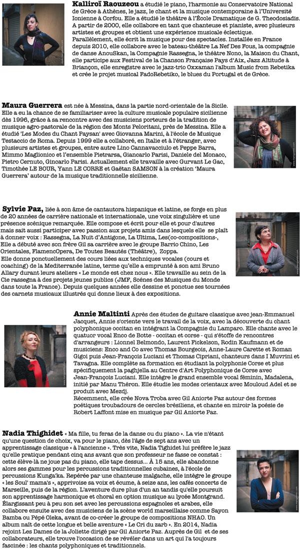 bio Dames de la Joliette