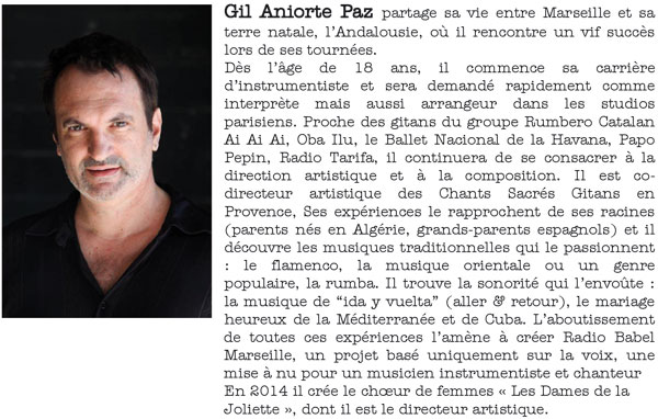 Bio Gil Aniorte Paz